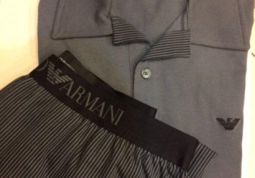 pigiama Armani V